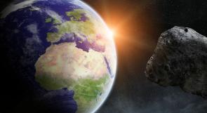 كويكب يصطدم بمدار الأرض اليوم بسرعة 80 ألف كم في الساعة