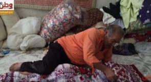 ابو نعيم .. آخر المنجدين يتمسك بمهنته منذ نصف قرن