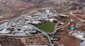 نابكو وجامعة بيرزيت توقعان اتفاقية إقامة مشروع محطة طاقة شمسية