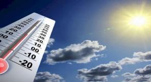 أجواء حارة اليوم الجمعة