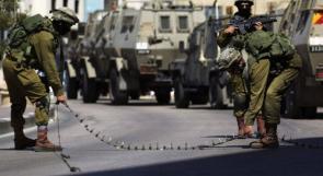 جنين: الاحتلال ينصب حواجز عسكرية ويداهم محلا تجاريا في برطعة