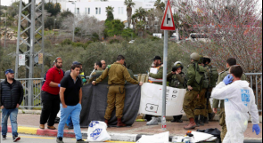صور وفيديو| مقتل جنديين بإطلاق نار جنوب نابلس