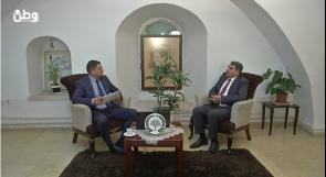 وطن تسائل رئيس بلدية رام الله