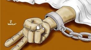 الاحتلال يرفض التماس الأسير سالم زيدات المضرب عن الطعام منذ 18 يوماً