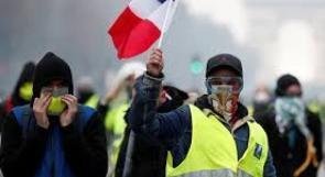 فرنسا تنشر 90 ألف شرطي تحسباً للمظاهرات