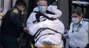 الولايات المتحدة تسجل حصيلة قياسية بـ354 وفاة ونحو 18 ألف إصابة بكورونا خلال 24 ساعة