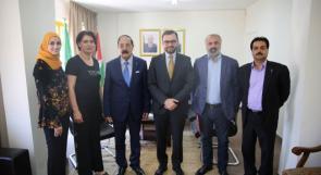 وضع الرؤى الأولية لفعاليات القدس عاصمة الثقافة الإسلامية 2019