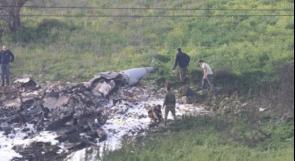 اسقاط طائرة للاحتلال .. هل تكون بداية الحرب في شمال فلسطين؟