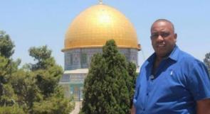 الاحتلال يعتقل مدير نادي الأسير في القدس ناصر قوس