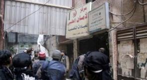 عناصر داعش في مخيم اليرموك تسرق منازل النازحين