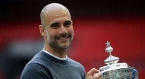"""مدرب السيتي: الفوز بـ""""الثلاثية المحلية"""" أصعب من دوري الأبطال"""