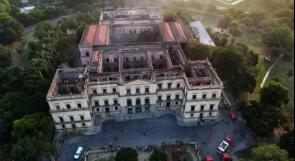اليونسكو: ترميم متحف ريو دي جانيرو يحتاج إلى 10 سنوات
