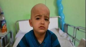 الاحتلال يمنع أمّاً من مغادرة غزة لمرافقة ابنها المصاب بالسرطان