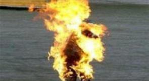 اردني يضرم النار بنفسه وسط عمان