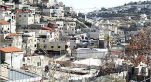 سلطات الاحتلال توزع أوامر هدم منازل في سلوان