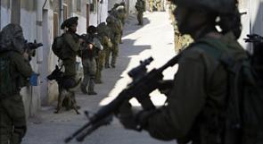 الاحتلال يعلن قرية زبوبا غرب جنين عسكرية مغلقة
