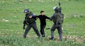 اعتقال طفل من القدس