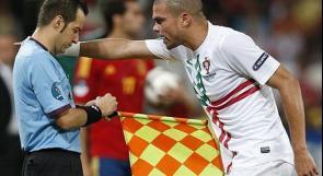 """بالصور.. مباراة """"اسبانيا- البرتغال"""" من المدرجات"""
