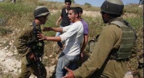 الخليل: سلطات الاحتلال تخطر مشروعًا زراعيًا في أم الخير