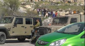 قوات الاحتلال تعتقل 5 مواطنين من الضفة