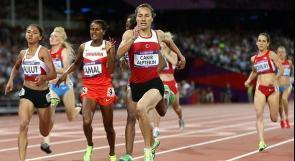 عداءة بحرينية تحرز برونزية تاريخية لبلادها في الاولمبياد