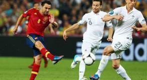 بالصور.. حسناوات اسبانيات يحتفلن بالفوز على فرنسا