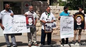 الاسرى يشرعون بخطوات احتجاجية في 17 معتقلا اليوم الاربعاء