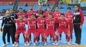 حكم فلسطيني يقود نهائي غرب آسيا لكرة الصالات