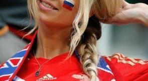 """بالصور.. الوجه الناعم لـ""""يورو 2012"""""""