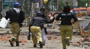 مقتل 6 عناصر من الشرطة الباكستانية في 3 هجمات انتحارية