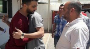 الاحتلال يفرج عن الأسير محمد خلف من طمرة