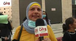 اهالي المعتقلين من الحراك الموحد يواصلون اعتصاماتهم المطالبة بالافراج عن المعتقلين