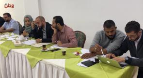 شبيبة الأحزاب ونشطاء سياسيون يصدرون ورقة موقف للضغط تجاه إجراء انتخابات