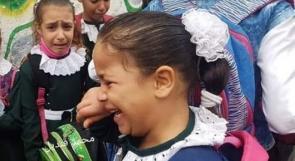 غارات الاحتلال وهدير طائراته ترعب أطفال غزة