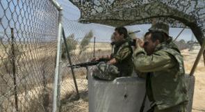 الاحتلال يطلق النار تجاه نقطة عسكرية شرق رفح