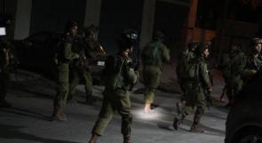 مداهمات واعتقالات في الضفة