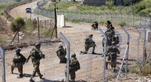 الاحتلال يزعم احباط تهريب أسلحة من لبنان