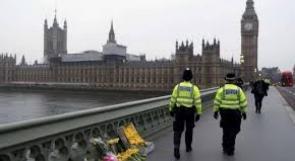عملية دهس أمام البرلمان البريطاني