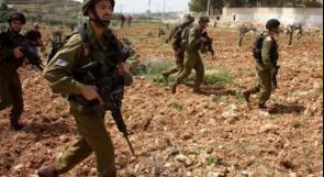 الاحتلال يستولي على خيم وخلايا شمسية غرب بيت لحم