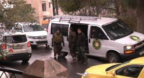 بالفيديو .. مستثمر كويتي يدفع بأجهزة الأمن لإخلاء منزل من سكانه في رام الله