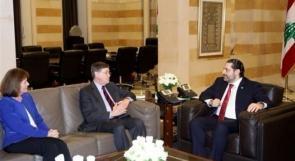 واشنطن تتوسط لحل النزاع بين لبنان والاحتلال