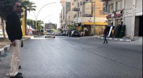 شوارع الخليل بلا ممرات مشاة