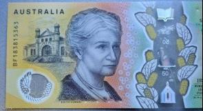 """""""خطأ إملائي محرج"""" على ملايين العملات الورقية في أستراليا"""