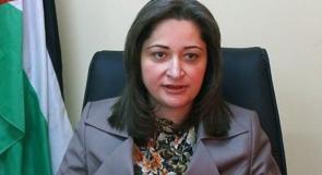 وزيرة السياحة: فلسطين تحصل على عضوية مجلس الحرف العالمي