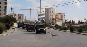 دون اعتقالات.. الاحتلال يقتحم رام الله