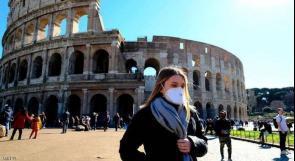 إيطاليا تسجل 13331 إصابة و488 وفاة جديدة بفيروس كورونا