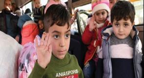 مليون لاجئ سوري عادوا للبلاد