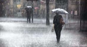 رام الله الأوفر حظاً بكمية الأمطار.. الأرصاد الجوية تحذر عبر وطن من خطر السيول