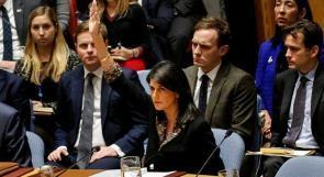 أمريكا تضغط على 9 دول عربية لدعم اقتراح بإدانة حماس في الأمم المتحدة