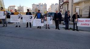 """انعطافة في مجريات المحاكمة.. أربعة من عائلة """"بنات"""" يقدمون شهاداتهم في محاكمة قتلة الناشط نزار بنات"""